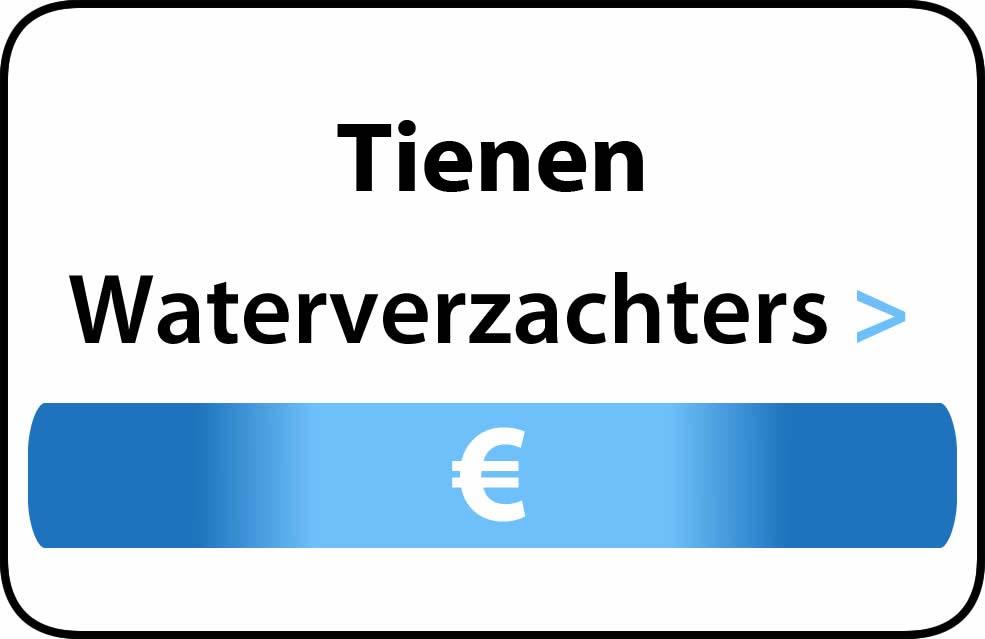 Waterverzachter in de buurt van Tienen
