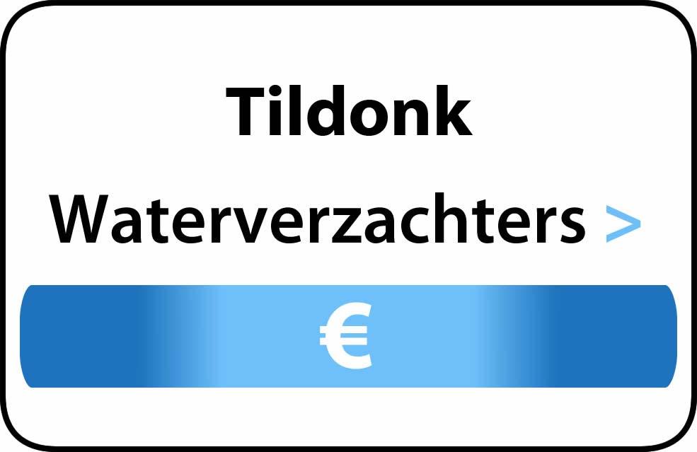 Waterverzachter in de buurt van Tildonk