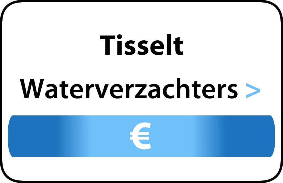 Waterverzachter in de buurt van Tisselt