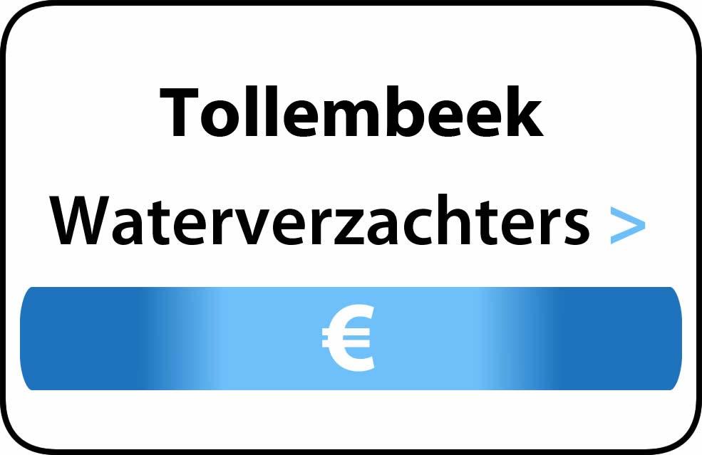 Waterverzachter in de buurt van Tollembeek