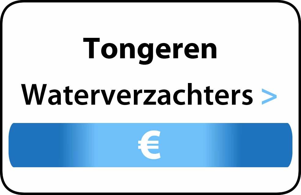 Waterverzachter in de buurt van Tongeren
