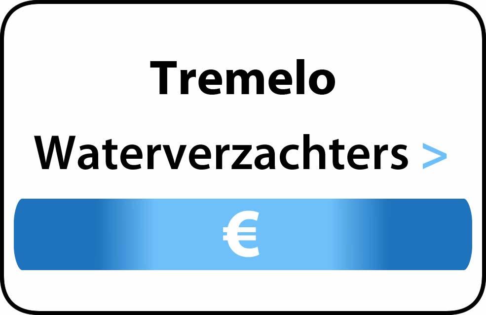 Waterverzachter in de buurt van Tremelo