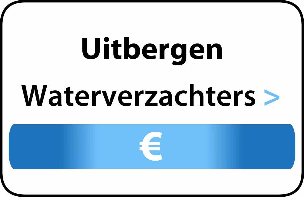 Waterverzachter in de buurt van Uitbergen