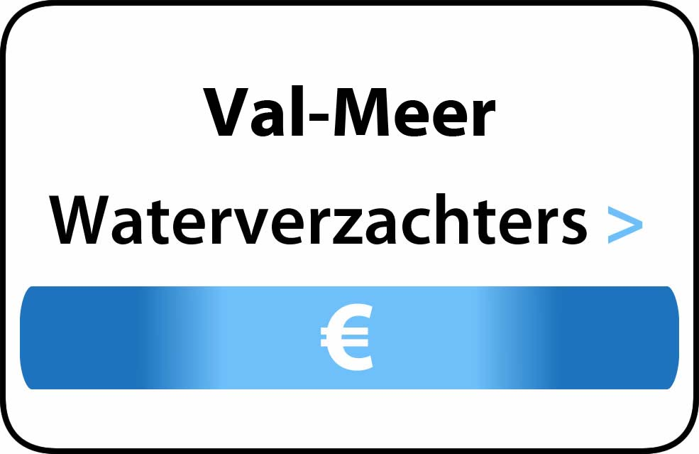 Waterverzachter in de buurt van Val-Meer