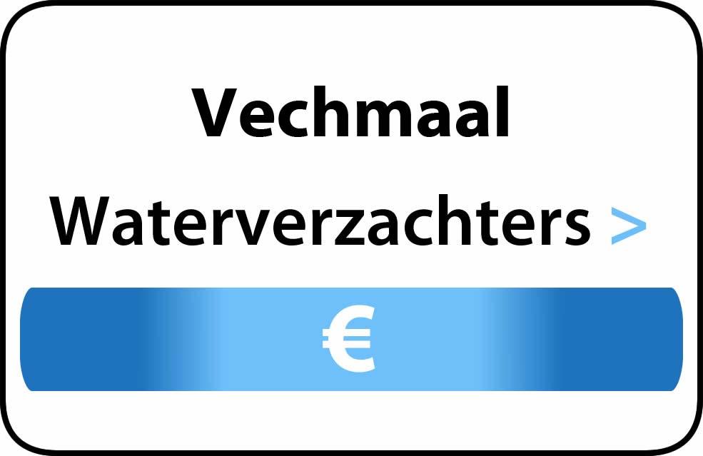 Waterverzachter in de buurt van Vechmaal