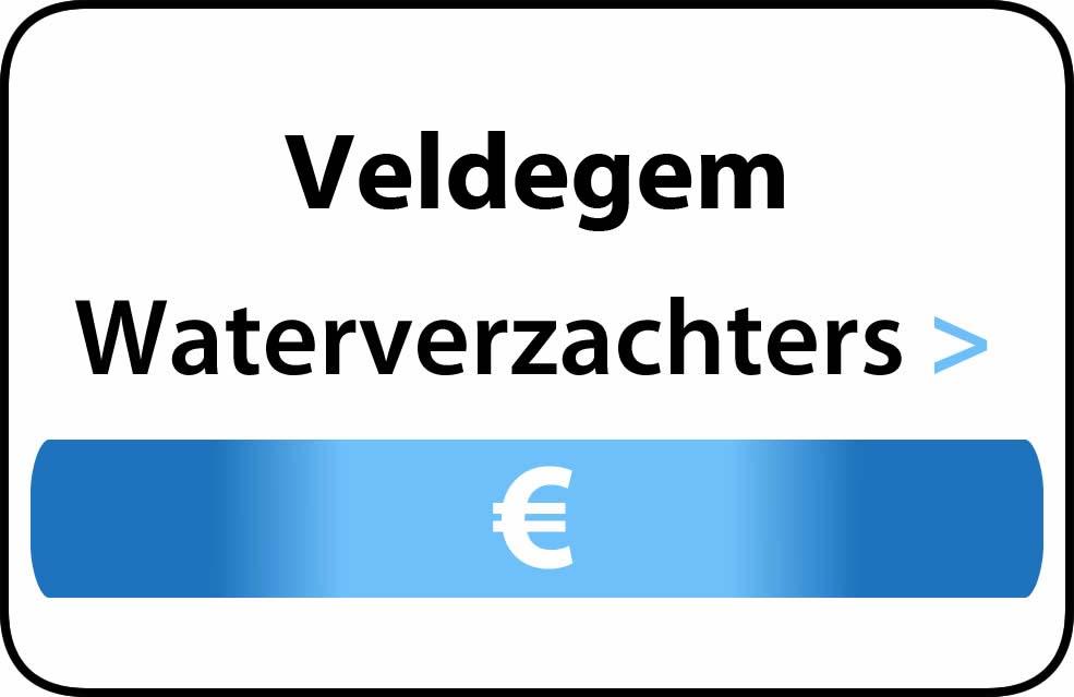 Waterverzachter in de buurt van Veldegem