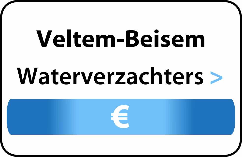 Waterverzachter in de buurt van Veltem-Beisem