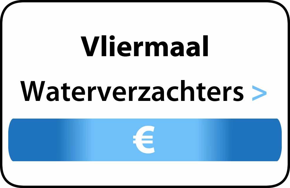 Waterverzachter in de buurt van Vliermaal