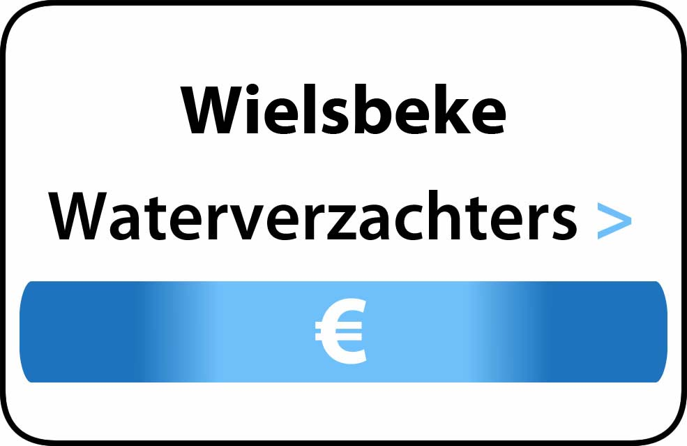 Waterverzachter in de buurt van Wielsbeke