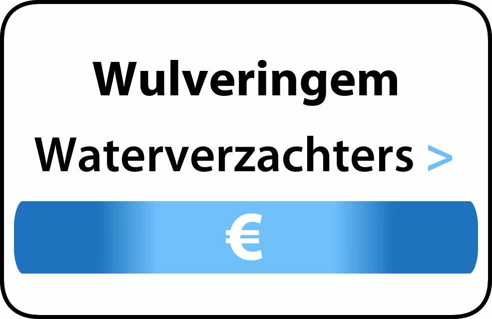 Waterverzachter in de buurt van Wulveringem