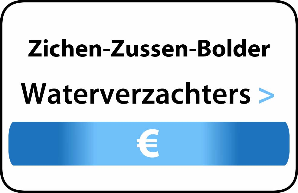 Waterverzachter in de buurt van Zichen-Zussen-Bolder