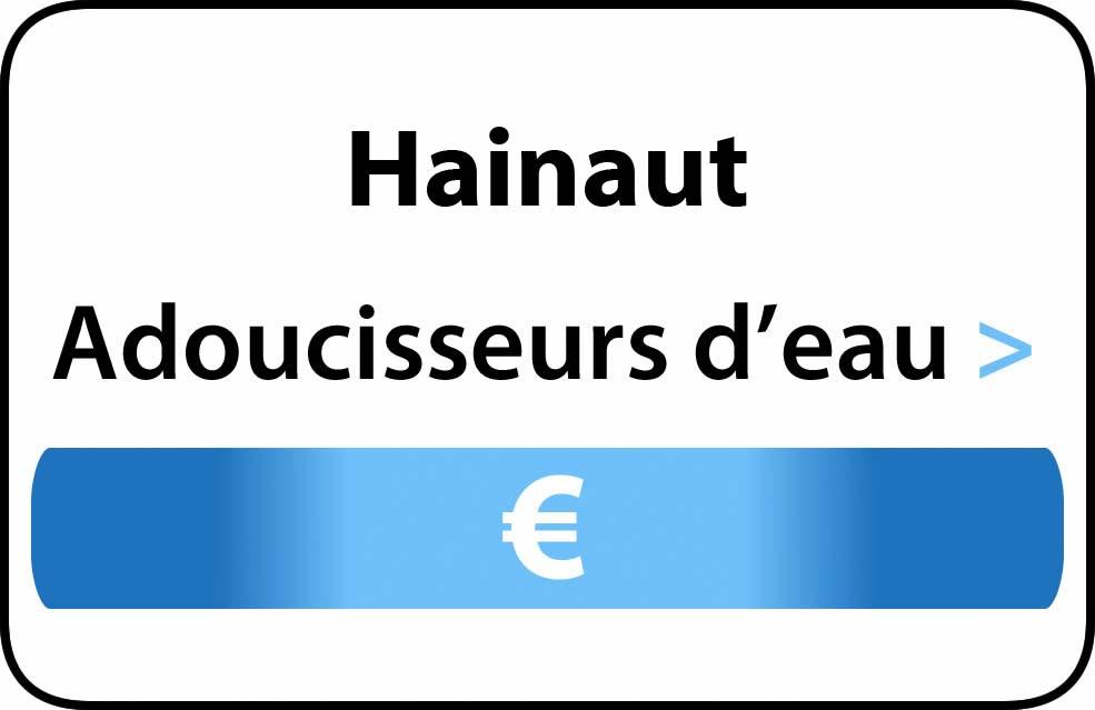 adoucisseur d'eau Hainaut of Henegouwen