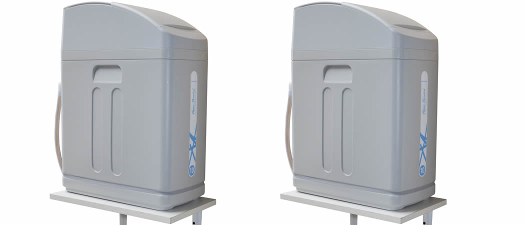 waterfilter versus waterontharder
