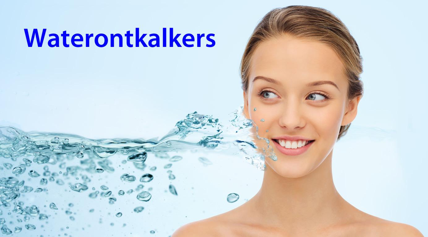 waterontkalkers zacht water